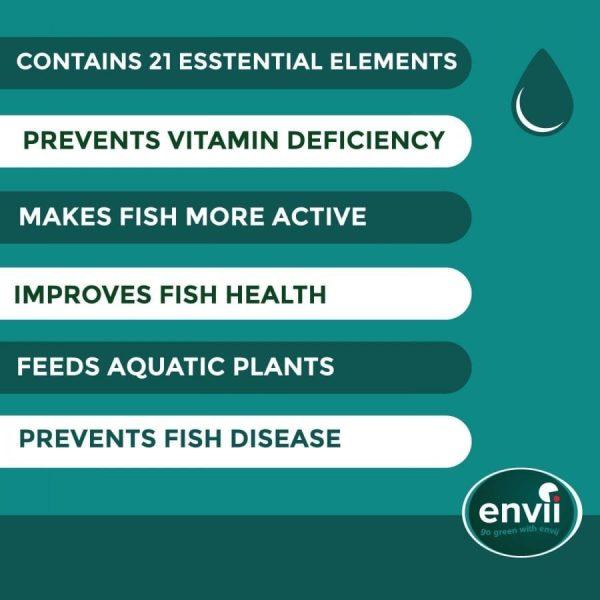 Envii Aquarium Core Elements features for our aquarium elements