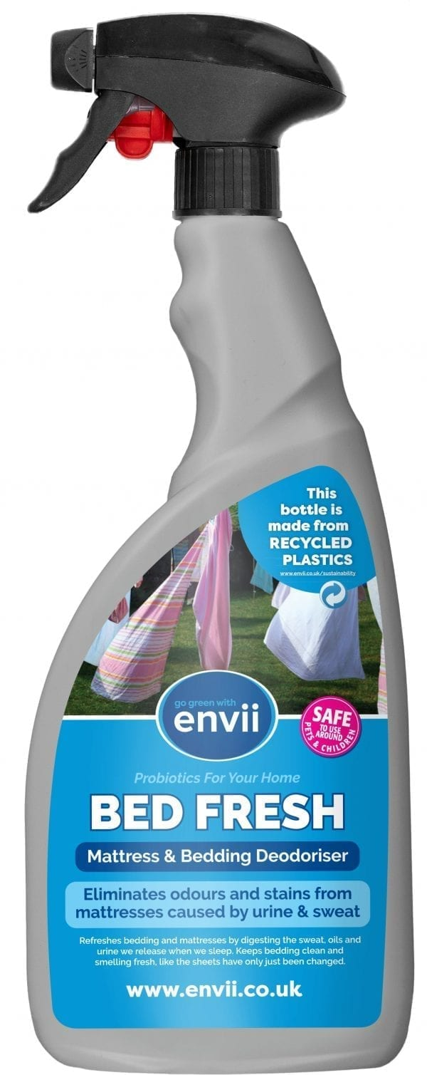 front view of Envii Bed Fresh Concentrate to clean urine from mattresses