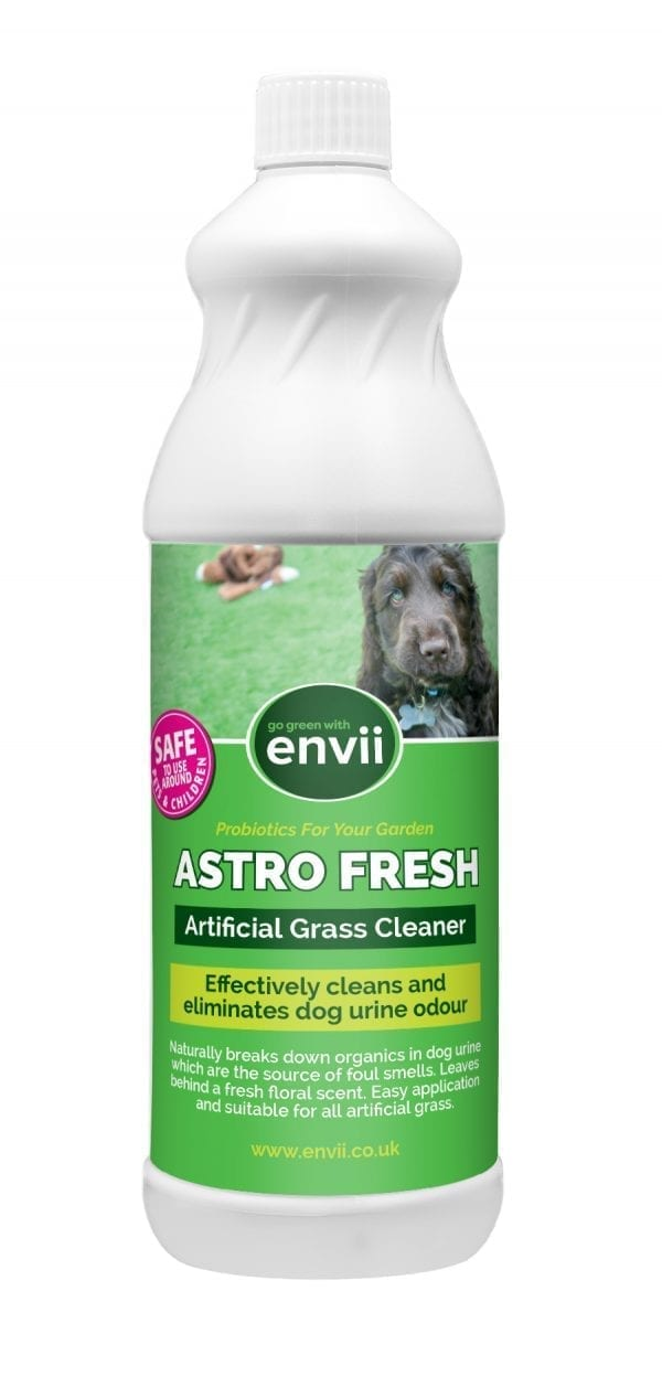Front view of Envii Astro Fresh artificial grass cleaner