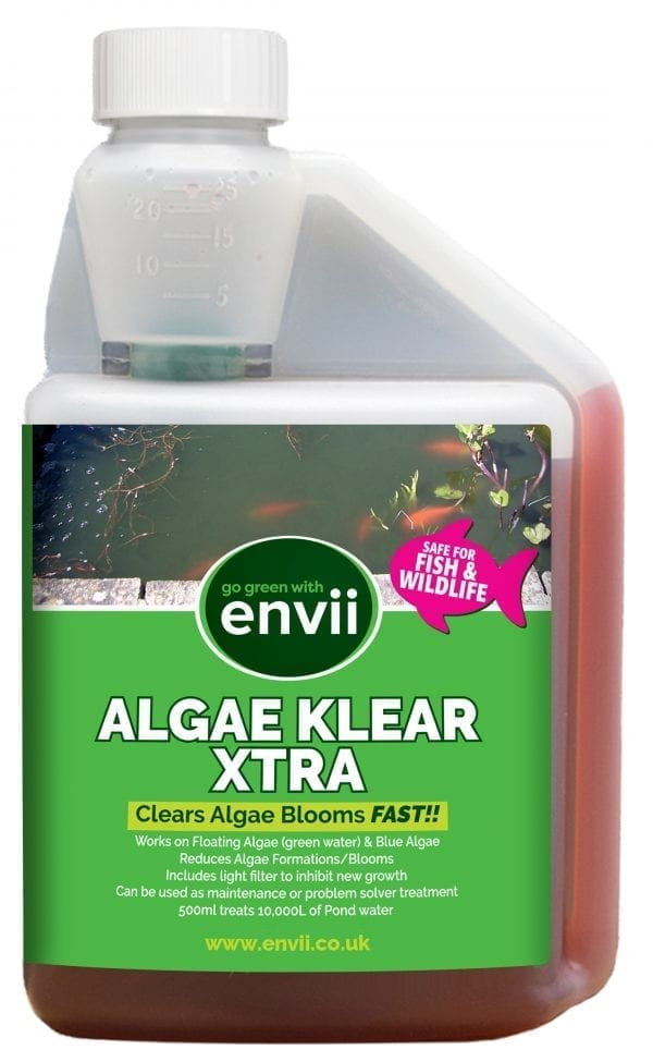 Algae Klear Xtra pond algae treatment