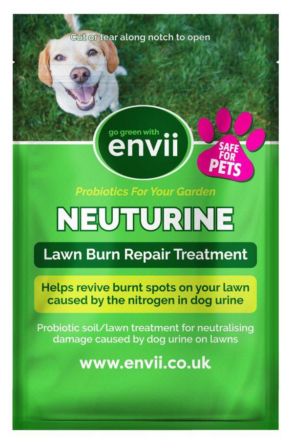 Neuturine - tablets for dog urine grass repair