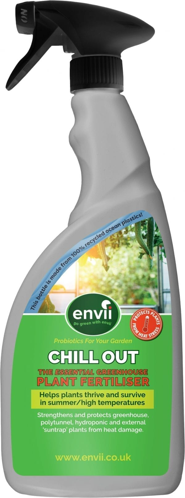 Chill Out 750ml Bottle our sun protection for plants