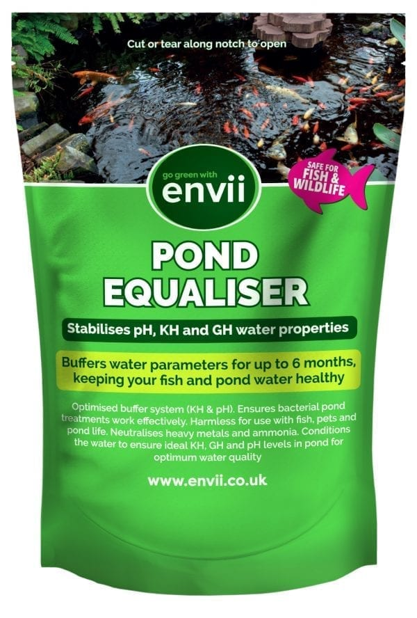 Pond Equaliser - pond ph buffer treatment