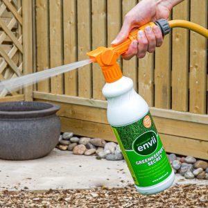 Photo of Envii 1 litre greenkeepers secret with hose end sprayer