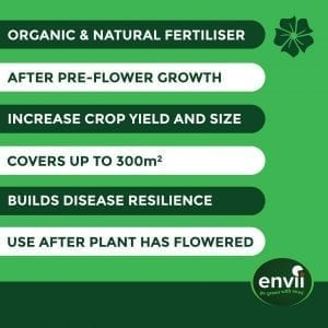 Envii Post-Flower features graphic
