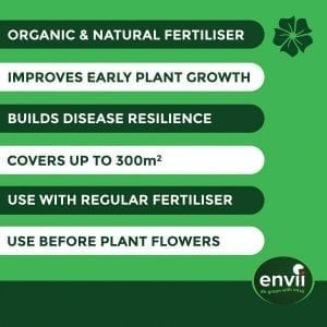 Envii Pre-Flower features graphic