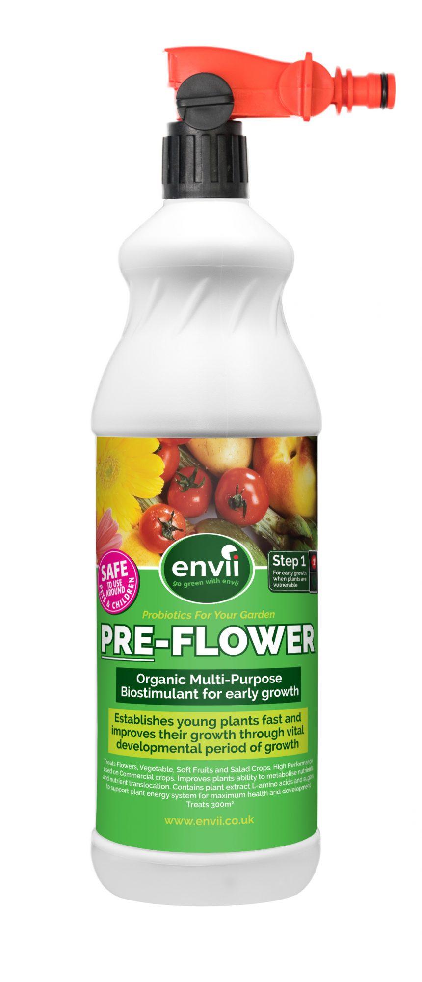 Pre-Flower