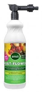 Envii Post-Flower organic multi purpose fertiliser