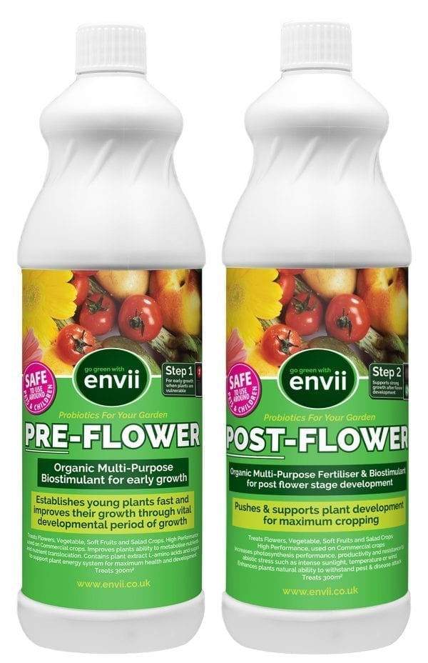 Pre-flower and Post-flower Bundle