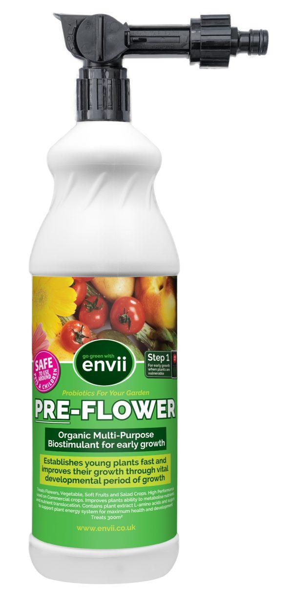 Envii Pre-Flower our organic biostimulant