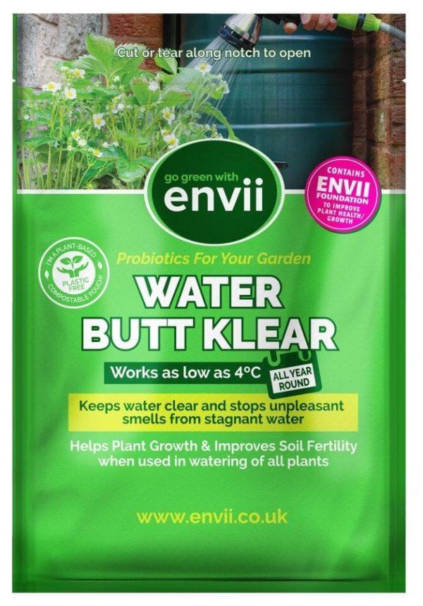 Envii Water Butt Klear water butt treatment