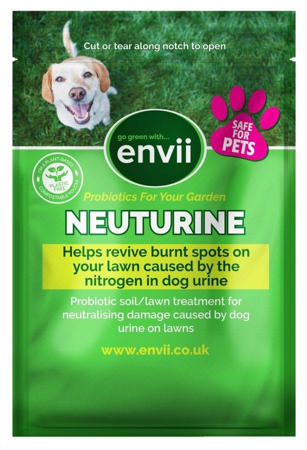 Neuturine Repair Grass From Dog Urine Burn Envii