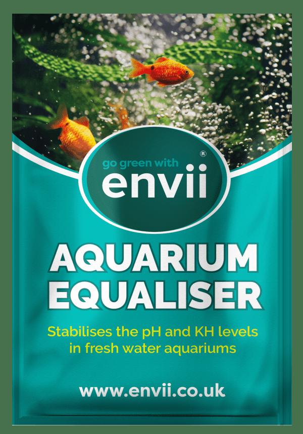 Envii Aquarium Equaliser stabilises ph for freshwater fish