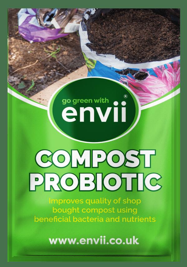 Envii Compost Probiotic organic compost improver