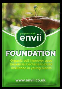 Envii Foundation bacillus subtilis for plants