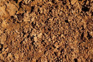 Characteristics of clay soil